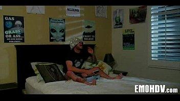 emo goth lesbos 155