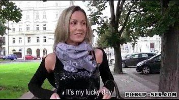 Czech Public Pickups Blanka