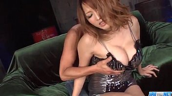 Staggering sex video with busty Yuki Touma thumbnail