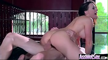 Anal Hardcore Sex Act Bang With Slut Huge Butt Girl (Chanel Preston) movie-11