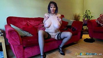 EuropeMaturE Lonely Lady Solo Masturbation Video - XVIDEOS.COM