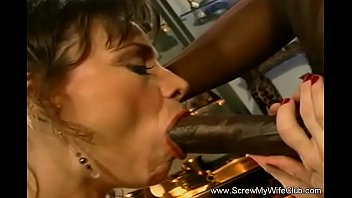 thumb screw her with  a big black cock k k k