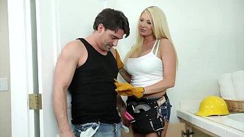 Summer Brielle  Naughty Plumber Fuck Big Dick  Fuck Big Dick