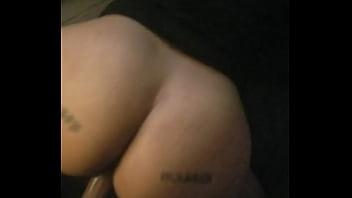 Black slut with phat ass fucked