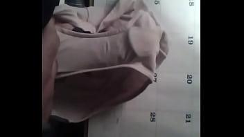 moms pink panties