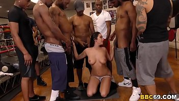 Karlee Grey Blows The Whole Boxing Club petite huge boobs