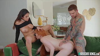 Teen makes bf fuck her stepmother