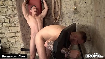 Top For Rent Part 2 Scene 1 featuring Peter One and Ryan Cage - BROMO