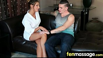 Babe Hottie Fires Fantasy Massage 6