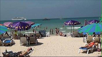 Streaming Video Patong Beach Phuket Thailand - XLXX.video