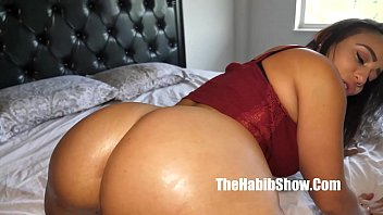 thick phat booty latina loves her bbc king louie