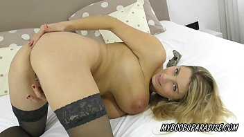 Busty Milf Mast urbate In Sexy Lingerie Lingerie