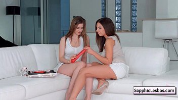 Sapphic Erotica Lesbians Free movie from www.SapphicLesbos.com 02