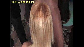 Hot Blonde Babe Sucks Group Of Black Men porntube reality kings