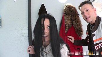 Skinny Sofia Like Proves her Worth for Future Public Erotic Photoshoots thumbnail