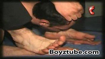 Foot bully...