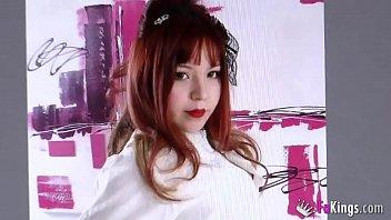 18 Years Old Ja panese Student  Mitsuki's  Mitsuki's Debut In Porn