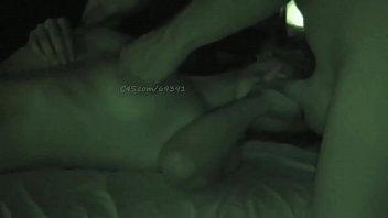 Hidden Camera-19 y.o. Gets Massage, Fingered, Fucked, Sucks Cock