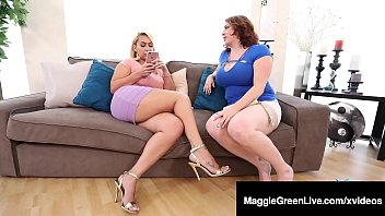 Streaming Video Mega Melons Maggie Green & Thick Nympho Nina Kayy Fuck BBC! - XLXX.video