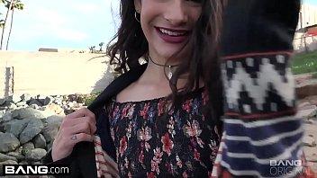 Pussy lips outside
