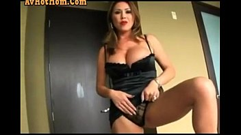 thumb Busty Mother Strips For Not Her Son And Fucks
