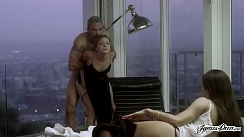 TROPHY WIFE REMY LACROIX ANALLY PUNISHED IN FRONT OF HER HUSBAND'S SECRETARY Featuring: Remy Lacroix / Steven St. Croix 22 min