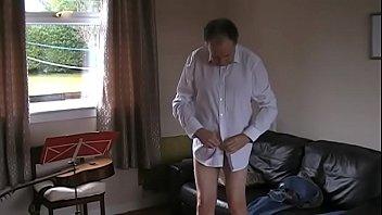 Jim Redgewell getting dressed 02 november 2019