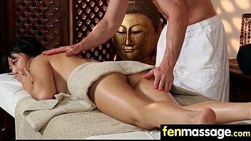 Teen massage gives stud happy ending 26
