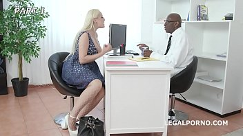 Psycho Doctor #2 Angel Wicky, Intense DAP therapy, Squirt, Gapes ...