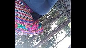 Cholita culona