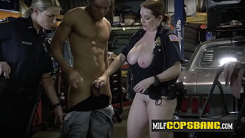 femdom petplay tumblr Two milf cops force mechanic to have interracial sex for evidence, Join us