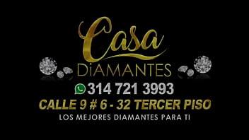 Colombianas diamantes del amor