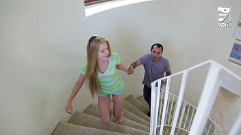 Mexican baby sitter fucks young teen blonde avril...