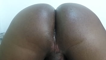 Ass spread close up...
