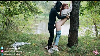 Seems my ex saw  everything Extreme sex in the reme sex in the forest MollyRedW