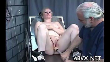 Teen submissive in extreme bondage xxx porn action