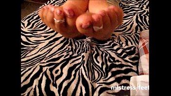 Sexy Feet tease