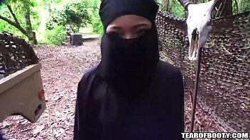 thumb Arab Girl Must Wear Hijab While Getting Fucked