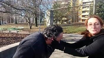 Ear Pulling Punishment (bdsm &amp_ fetish milano)