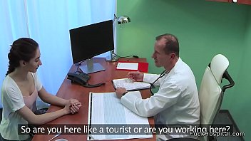 XVIDEOS Slim patient fucks on examining bed free