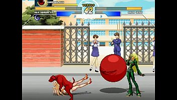 Kula Diamond &amp_ Kuromaru vs. Sailor Venus