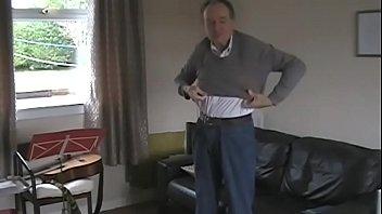 Jim redgewell getting dressed 02 december 2019...