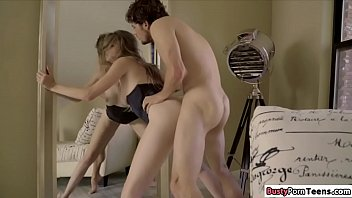 Ashley fucked by her pervert friend