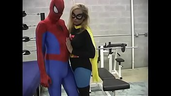 Spiderman And Flygirl
