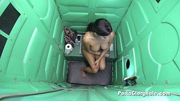 Porta Gloryhole naughty milf needs her cum