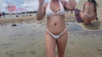 Cristina Almeida first time visiting beaches in the Northeastern Brazil - Trailer
