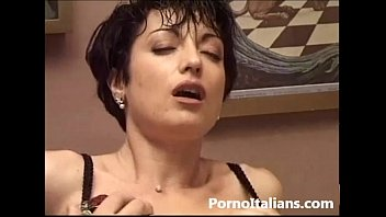 New Neighbor Fucks My Mom and Cums in Her Mouth