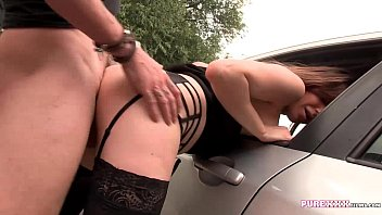 cover video Pure Xxx Films A Blowjob For A Speeding Ticket