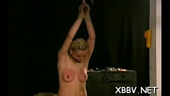 Nipples punishment with woman in need for extra spicy bdsm