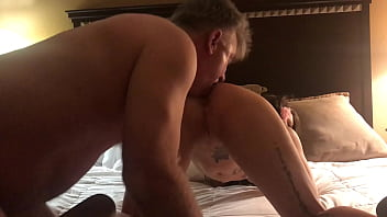 Homemade Eating Girlfriend's Ass, Pussy And 69